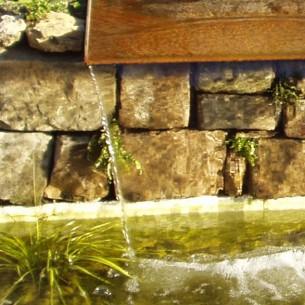 Fontainerie - Lame d'eau St Arnoult