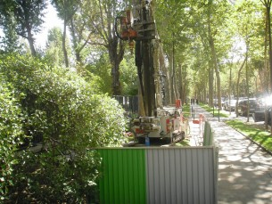 Forage Neuilly sur Seine