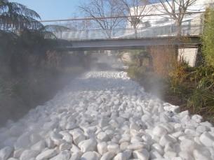 brumisation parc des glacières Boulogne