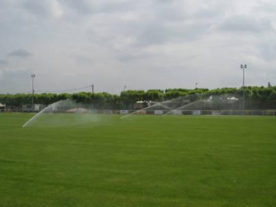 arrosage d'un terrain de foot - Monthléry - photo 3